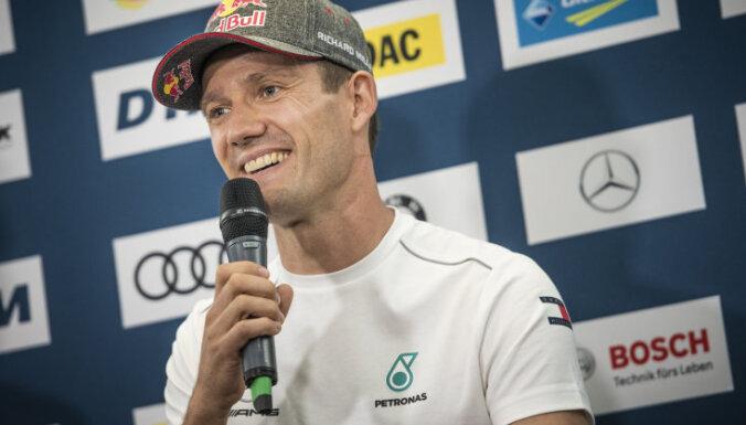 Seškārtējais WRC čempions Ožjērs turpmāk brauks 'Toyota' komandā