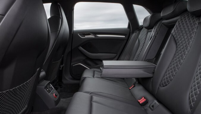 'DELFI Auto' pirmie iespaidi: 'Audi A3 Sportback'