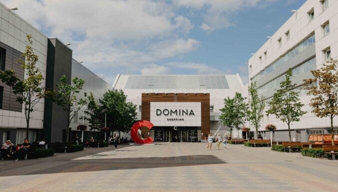 На крыше Domina пройдет ярмарка работ известных латвийских артистов