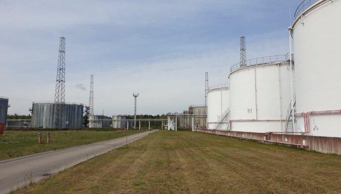 Iepirks valsts naftas produktu drošības rezerves 2021. gadam; provizoriskā līgumcena – 16 miljoni