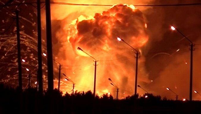 Жертвами таинственных взрывов под Ашхабадом стали около 200 человек