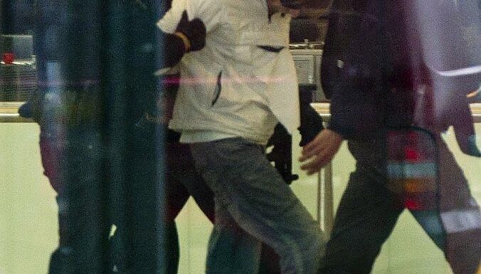 В аэропорту Амстердама задержан предполагаемый террорист