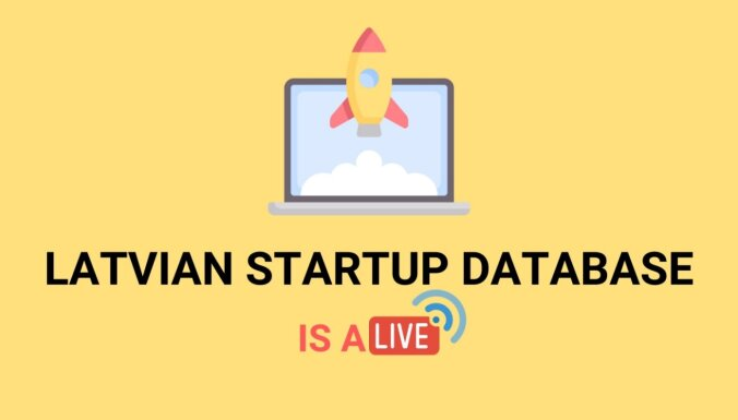 Īsteno ideju par vienotu Latvijas jaunuzņēmumu datubāzi