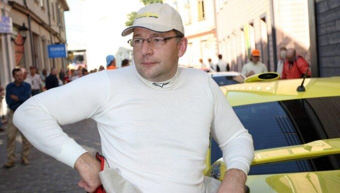 Jānis Vorobjovs pievienojies Lietuvas 'N40-Egzotika' rallija komandai