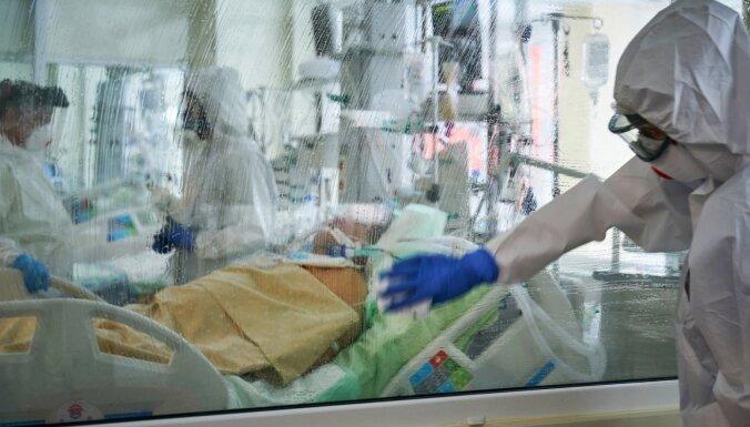 Павлютс: уже в конце сентября мы перешагнем рубеж в 500 госпитализированных с Covid-19