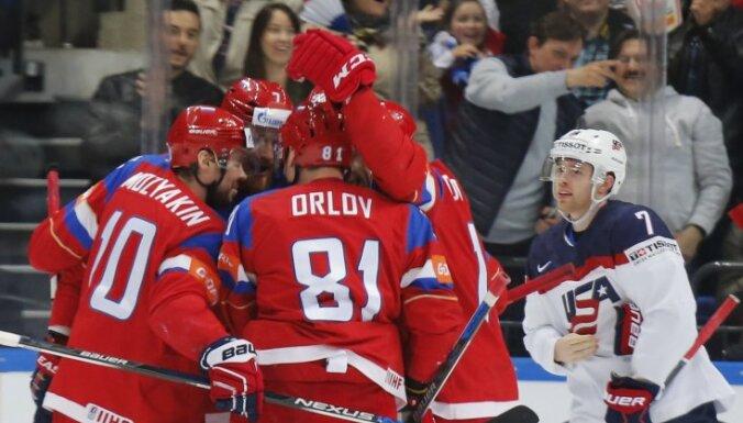 Сборная России завоевала бронзу на домашнем первенстве мира