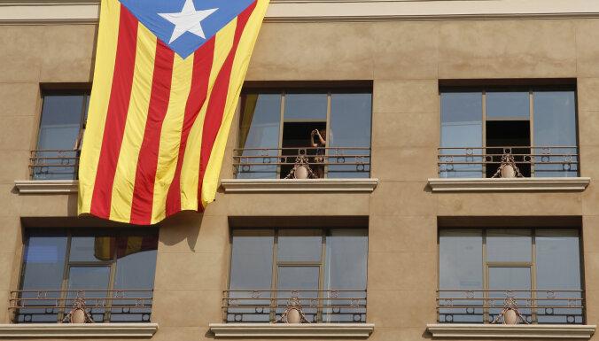 Beļģijā aizturēti divi Katalonijas separātistu līderi