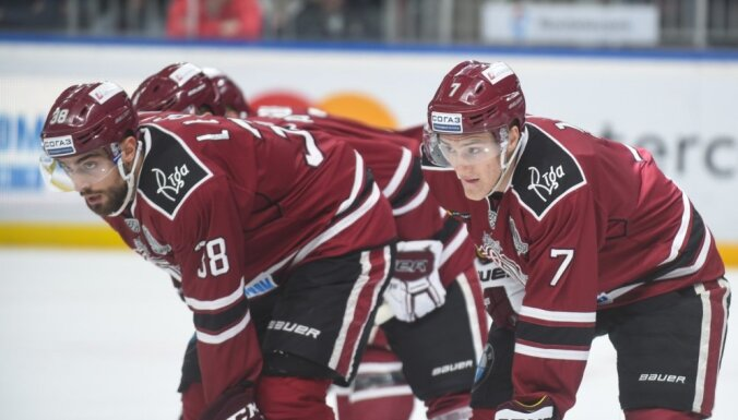 Rīgas 'Dinamo' janvārī gatavojas aizvadīt KHL spēli zem klajas debess