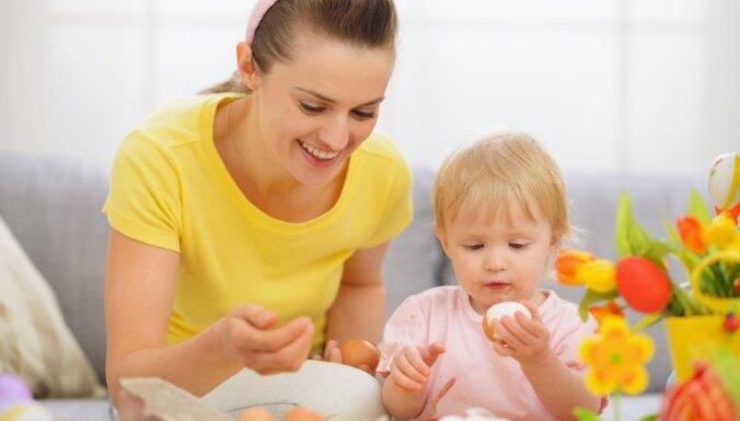 Olas bērna ēdienkartē: kad, cik daudz un kāpēc