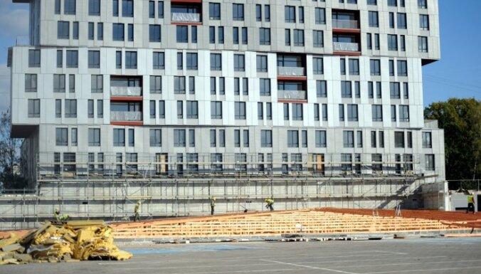 СМИ: Высотка в Золитуде около рухнувшей Maxima построена с грубыми ошибками