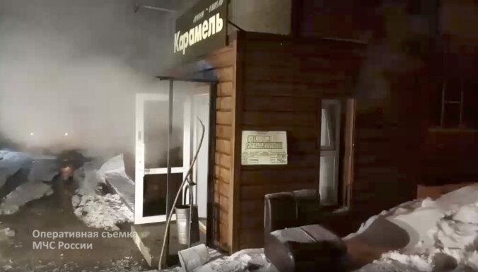 ВИДЕО: Пятеро погибших в Перми из-за прорыва трубы с кипятком в хостеле