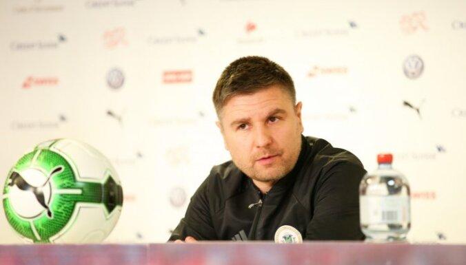 FK 'Jelgava galvenais treneris Pahars: mums ir visas iespējas sasniegt lielas lietas