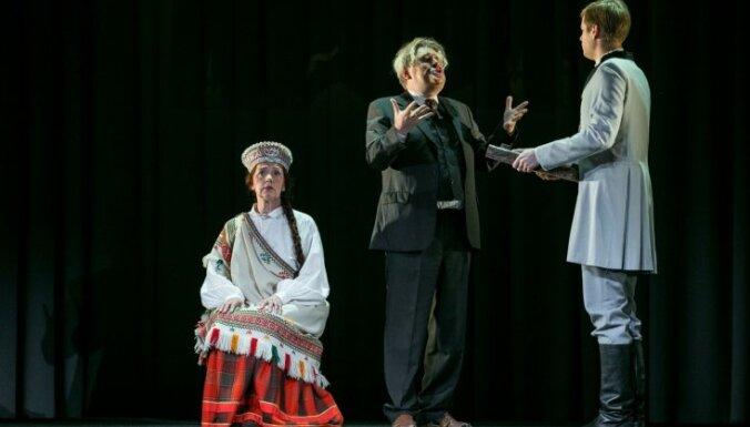 Meklējumu fragmenti. Valmieras teātra izrādes 'Lūcis' recenzija