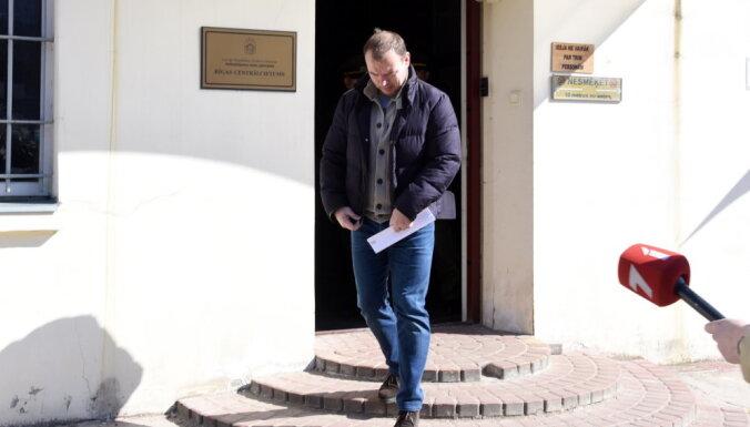 За Мартинсонса внесли залог — 500 000 евро, он вышел из тюрьмы