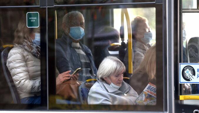 С понедельника Rīgas satiksme увеличит количество автобусов на отдельных рейсах