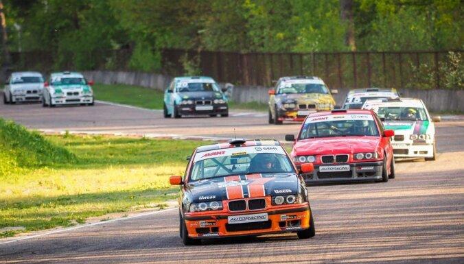 Nākamgad autošosejā debitēs budžeta mono klase 'BMW 325 Cup'
