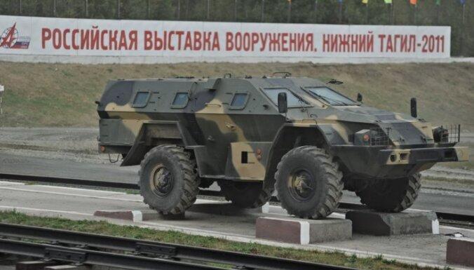 Россия перевыполнила годовой план по экспорту оружия