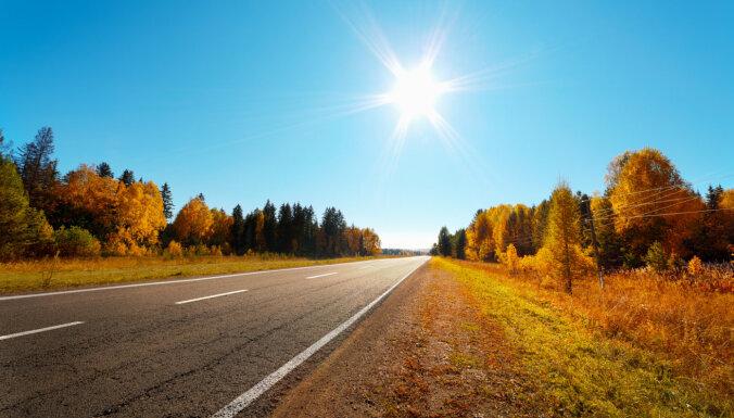 На следующей неделе продолжится теплая осень