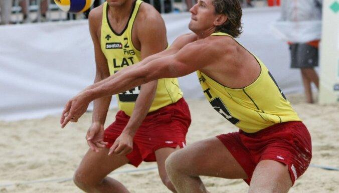 Samoilovam/Sorokinam Maskavas 'Grand Slam' beidzas jau kvalifikācijas kārtā