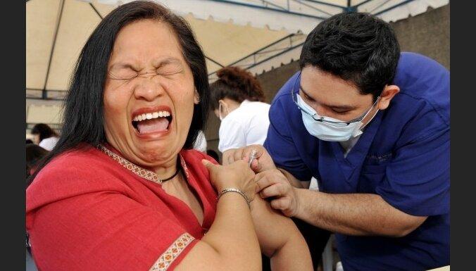 ВОЗ: свиной грипп остановить нельзя