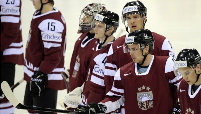Sākusies biļešu tirdzniecība uz Latvijas hokeja izlases pārbaudes spēlēm
