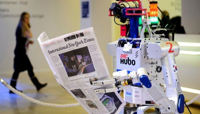 Aizsardzība pret nākotnes robotiem: rosina noteikt e-personību un veidot aģentūru