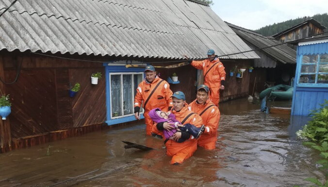"""""""Прогноз остается напряженным"""". Что известно о паводках в Иркутской области"""