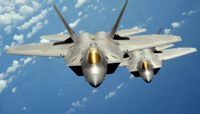 """США перебросили в Европу бомбардировщики """"Стелс"""""""