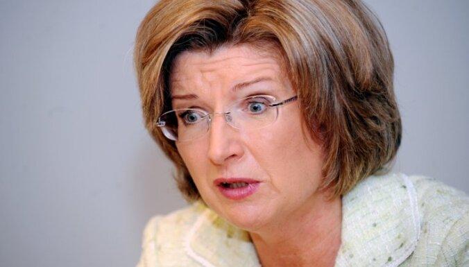 Судраба: в Латвии по-прежнему слишком много бюрократии