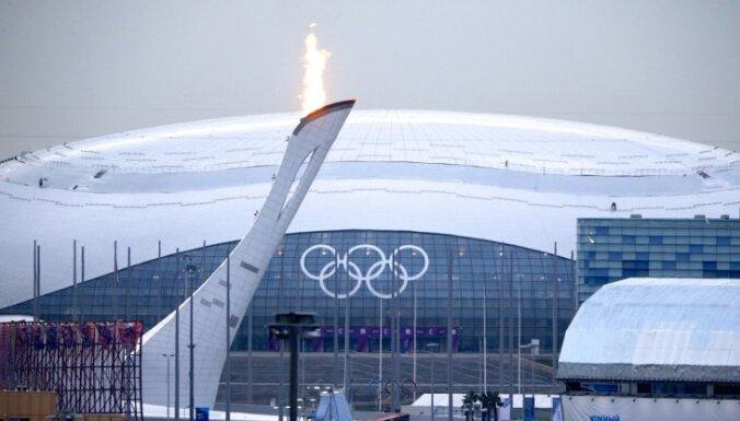 В Сочи открываются XXII зимние Олимпийские игры