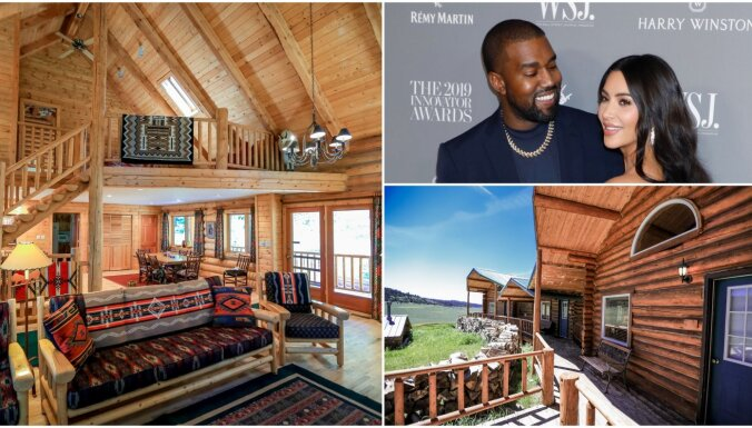 Amerikāņu sapnis: Ieskats Kardašjanas un Vesta 14,5 miljonus dolāru vērtajā rančo