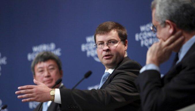 Домбровскис: Латвия еще не победила теневую экономику