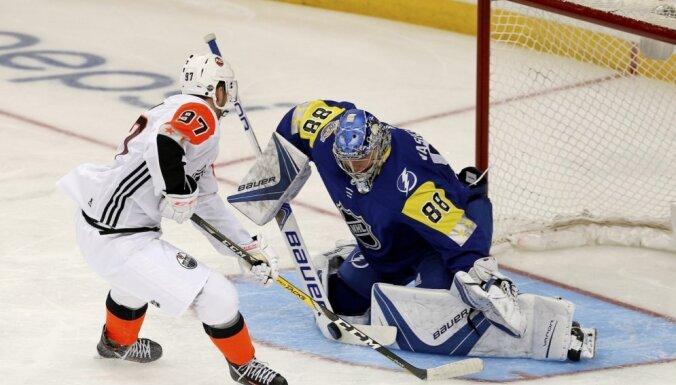 NHL Zvaigžņu spēles miljonu iegūst Klusā okeāna divīzijas izlase