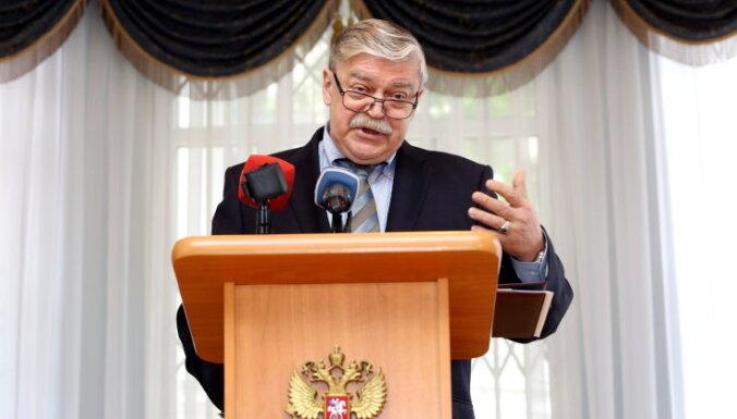 Lukjanovs: jautājums par Krievijas ietekmi uz Saeimas vēlēšanām – 'feiks'