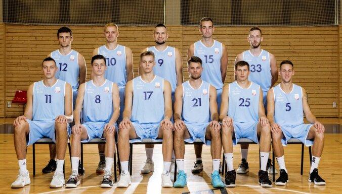 'Betsafe/Jūrmala' bez problēmām tiek pie sestās uzvaras; valmieriešiem zaudējums Tallinā