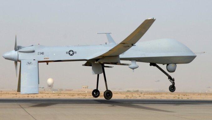 Bezpilota lidaparātu uzlidojumus varētu izmantot arī ASV teritorijā