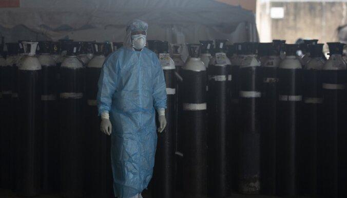 Dienvidāfrika Covid-19 vakcīnas uzglabās slepenā vietā