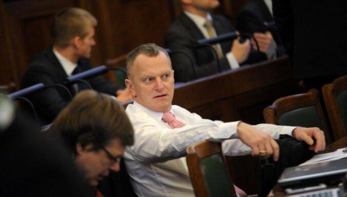 Берзиньш: НО поддержало бы кандидатуру Страуюмы на пост премьер-министра