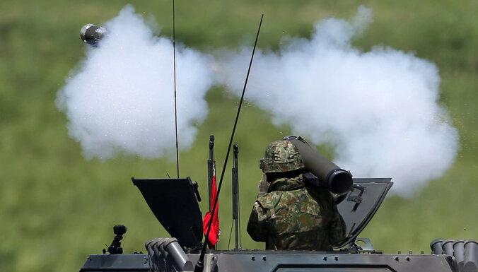 """Армия Латвии получила первую партию """"убийц танков"""" — израильских ракет Spike"""
