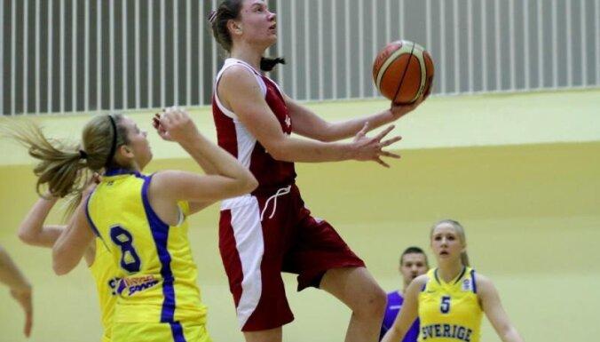 Paziņots Latvijas sieviešu izlases sastāvs Pasaules kausam
