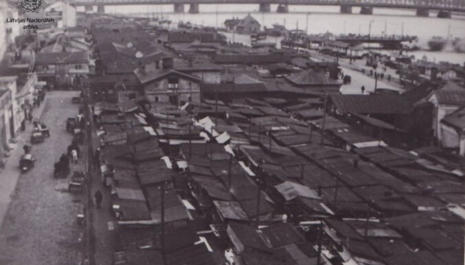 Путешествие во времени: Как 60 лет назад в Риге открывали Каменный мост (ФОТО, ВИДЕО)