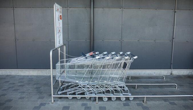 Новые ограничения связаны с интенсивным посещением магазинов, достигшим уровня до пандемии