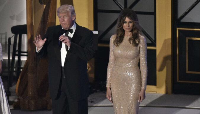 ФОТО: Мелания Трамп блеснула на торжественном ужине перед инаугурацией