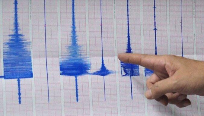 Papua Jaungvineju satricina 6,3 magnitūdu zemestrīce