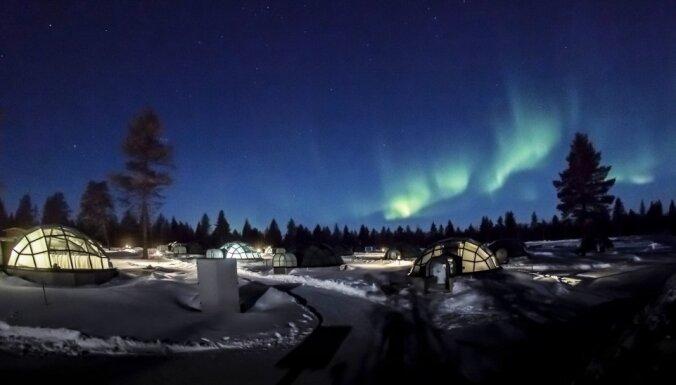 No ledus, zem ūdens vai augstu gaisā: septiņas unikālas naktsmītnes