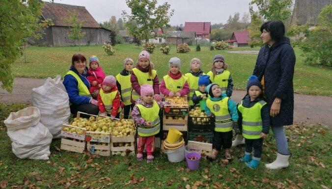 Šogad jau 13. reizi visā Latvijā norisināsies 'Labo darbu nedēļa'