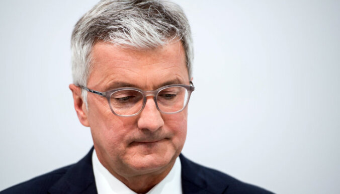 "Глава концерна Audi Руперт Штадлер арестован из-за ""дизельгейта"""