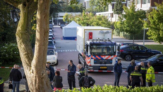 Nīderlandē gaišā dienas laikā nogalina skaļas lietas advokātu