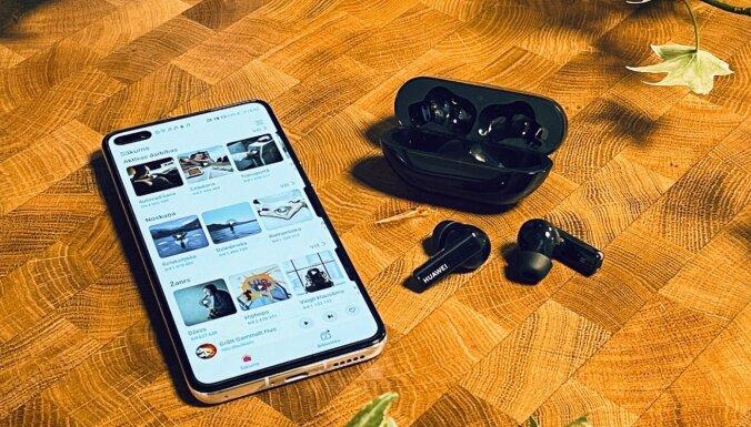 Dzīvot savā skaņu pasaulē. 'Huawei FreeBuds Pro' austiņu tests