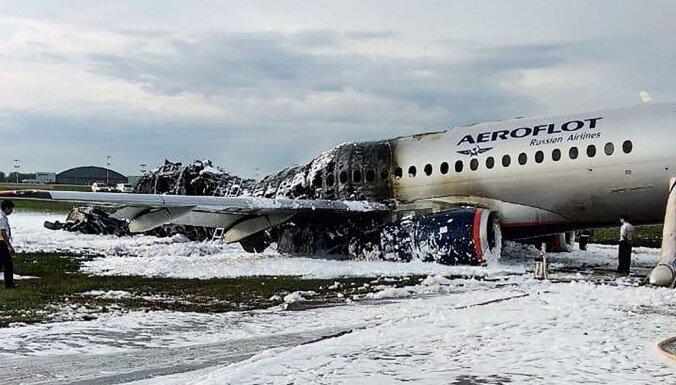 Завершено расследование уголовного дела о катастрофе SuperJet в Шереметьево